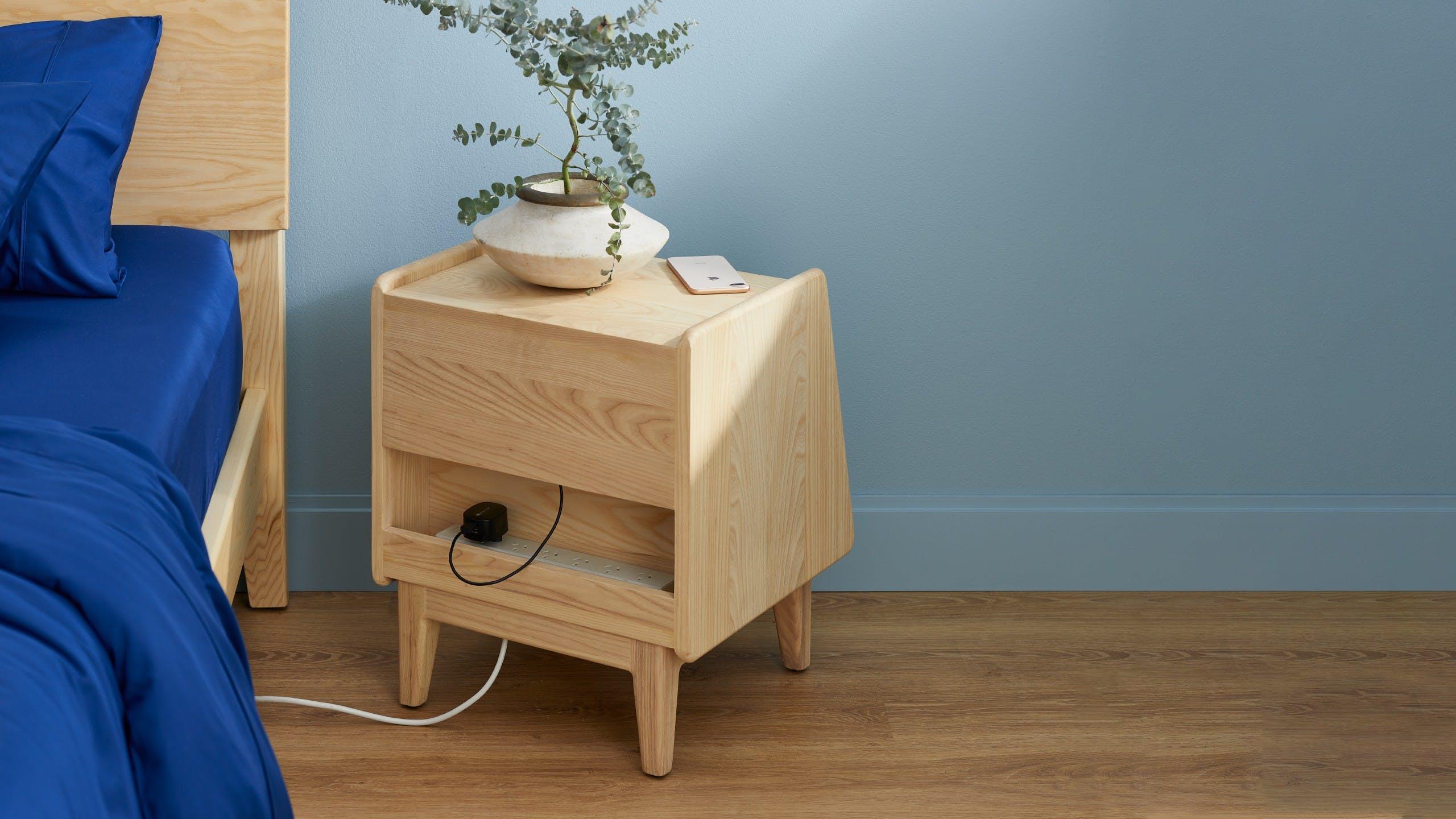 Ecosa Bedside Table