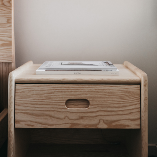 Ecosa Bedside Table from Albert Salim