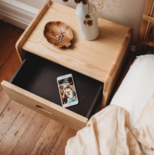 Ecosa Bedside Table from Tarryn Walker