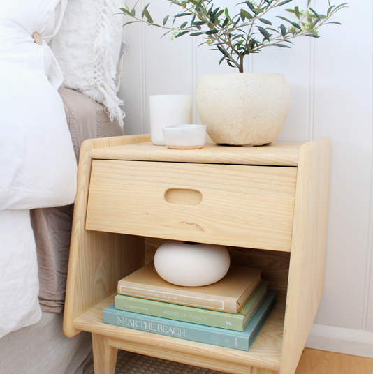Ecosa Bedside Table from Zoe Gilpin