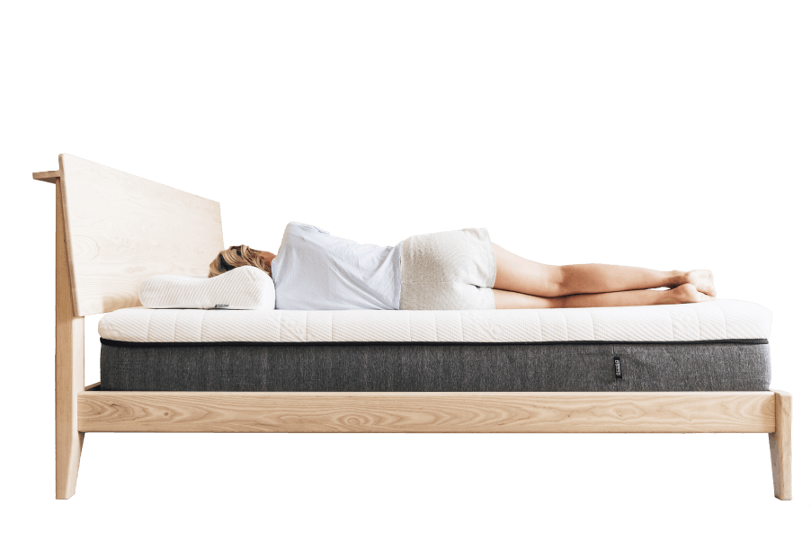 spine align pillow and mattress