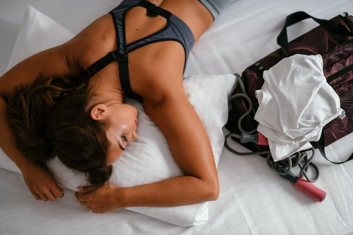 Can You Actually Burn Calories in Your Sleep?
