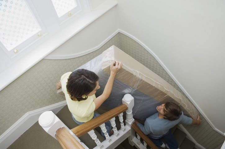 Best Way to Repack A Memory Foam Mattress When Moving Homes
