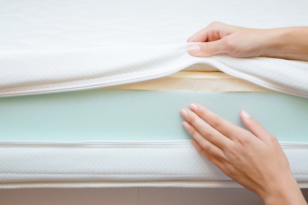 Memory Foam Density and Quality Explained