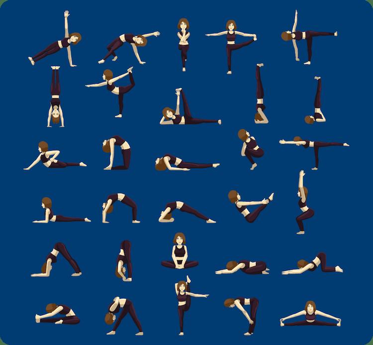 Best Yoga Positions for Better Sleep