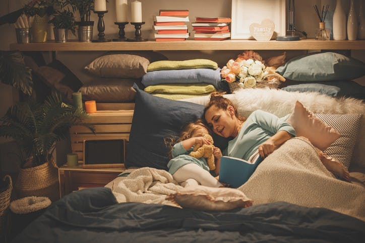 How To Make Bedtime Easier For Kids and Parents