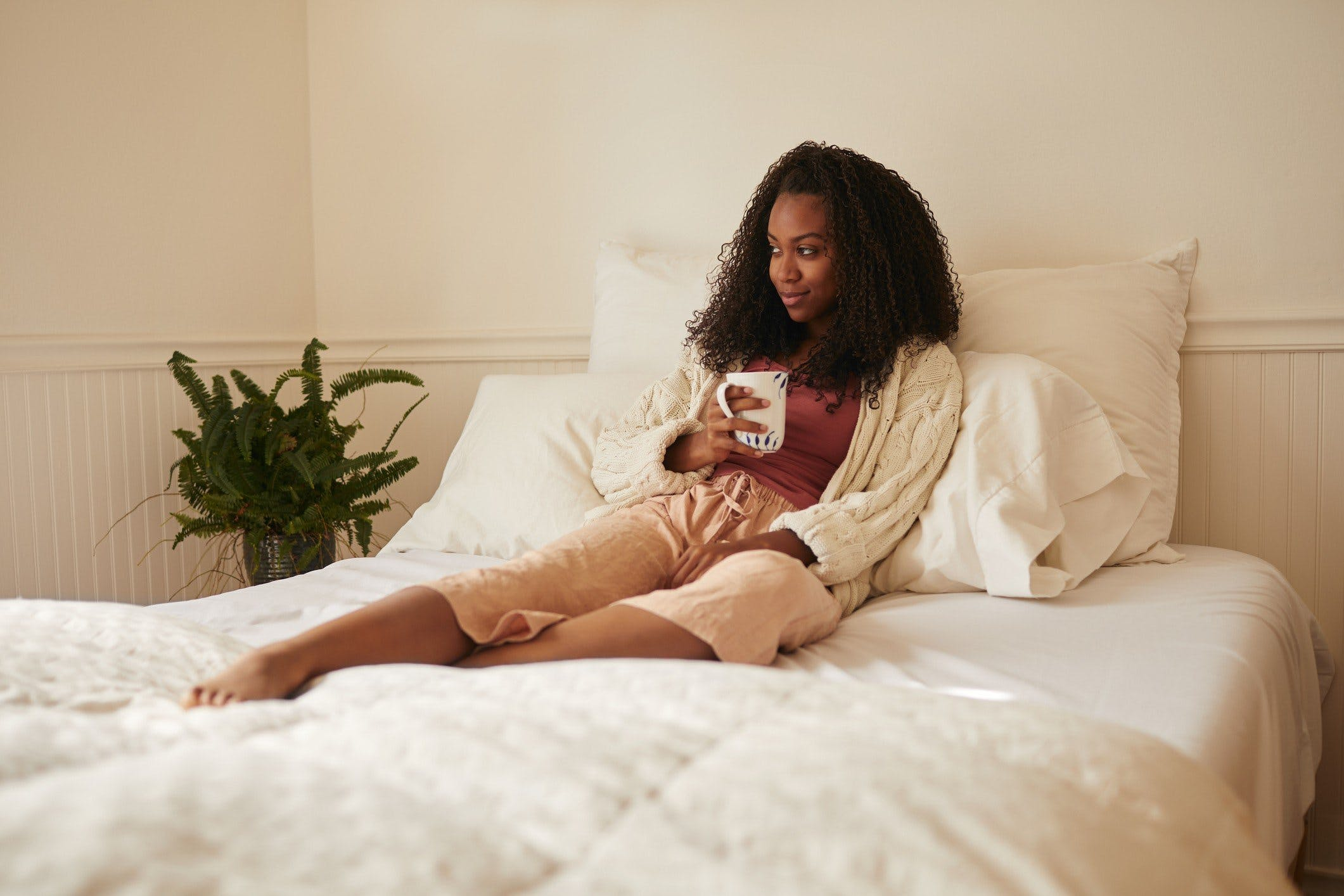 A Clinical Nutritionist Recommends 3 Foods That May Improve Your Sleep.