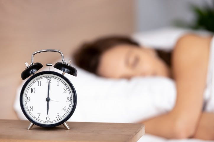 How Many Hours of Sleep Should You Be Getting Each Night?