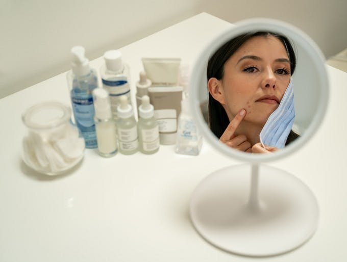 "How to Reduce Mask Acne, aka ""Maskne"""