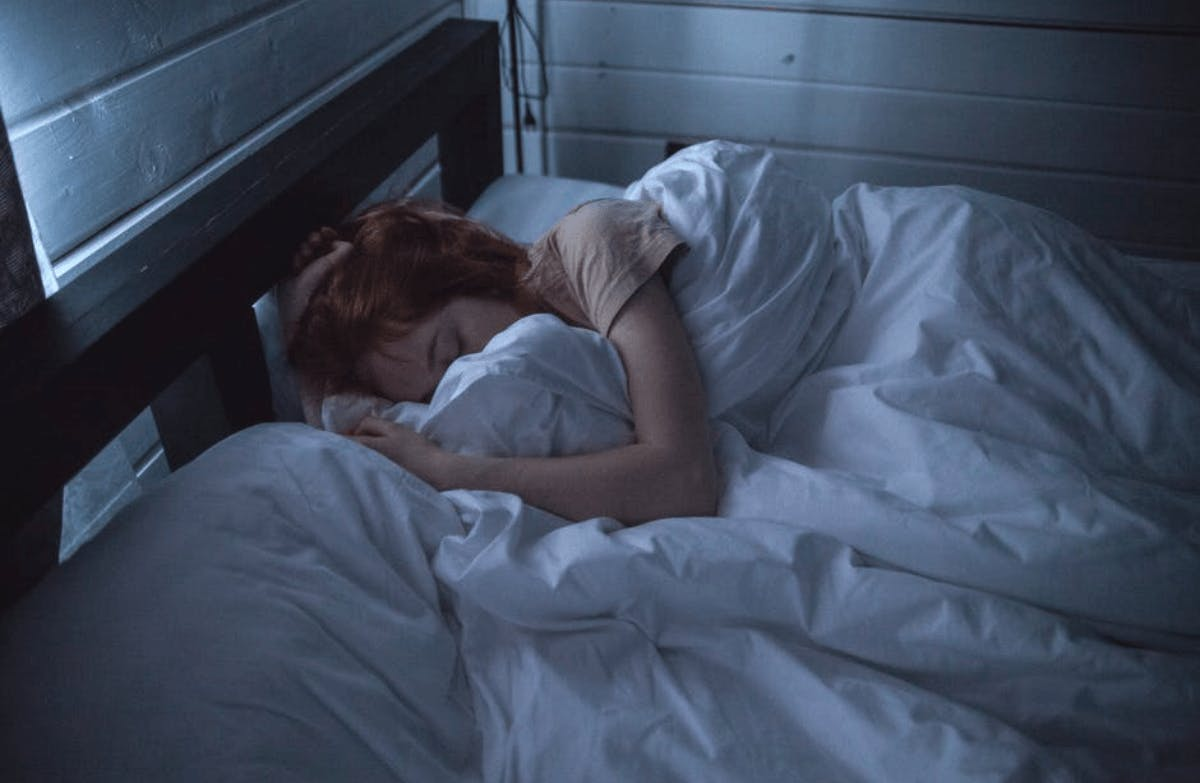 The Best Sleeping Position for Better Digestion