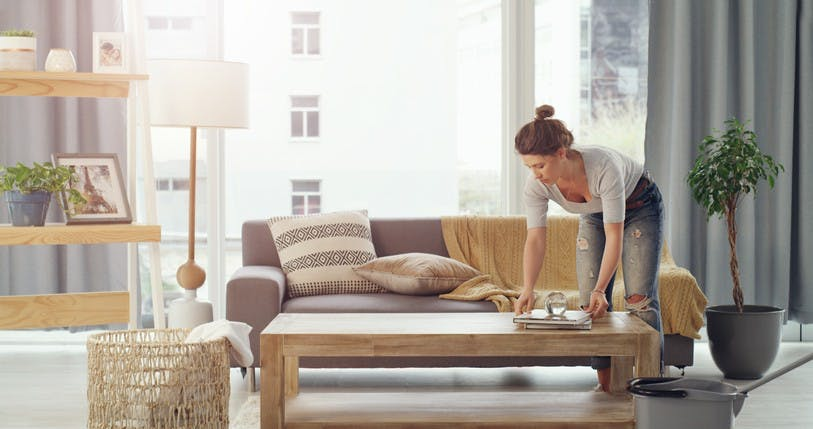 The Surprising Health Benefits of Spring Cleaning