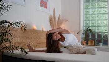 A Yoga Instructor Tells Us How The Practice Can Help Improve Your Sleep
