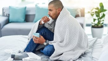Sleeping Better With a Cough