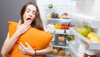 Nutrition for Sleep: by an Advanced Sports Dietitian