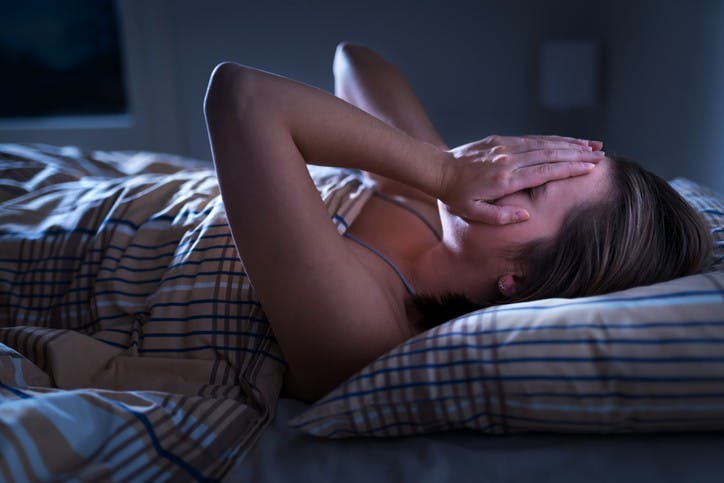 7 Reasons Why You're Waking Up Through the Night